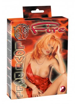 Tűz lány guminő