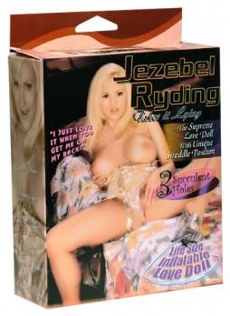 Jezebel Ryding (lovagol) - guminő