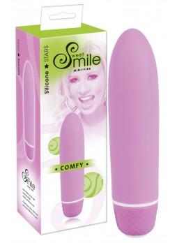 SMILE Comfy - mini rúdvibrátor (rózsaszín)