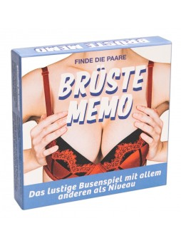 Brüste Memo - cicis memóriajáték (48db)