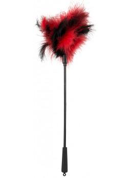 Bad Kitty - toll cirógató (piros-fekete)