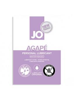 System JO Agape - szenzitív vízbázisú síkosító (10ml)