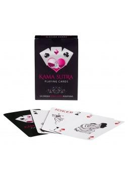 Kama Sutra Playing - 54 szexpóz francia kártya (54db)