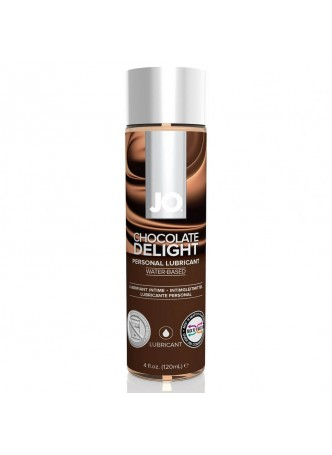 JO H2O csokoládé - vízbázisú síkosító (120ml)