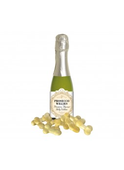 Prosecco Willies - pezsgős, fütyis gumicukor (120g)