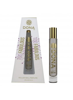 Dona Too Fabulous - golyós parfüm (10ml)